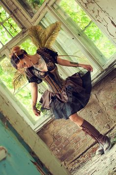 steampunk costume #coupon code nicesup123 gets 25% off at www.Provestra.com www.Skinception.com and www.leadingedgehealth.com