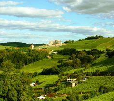 Vale dos Vinhedos, the Brazilian Tuscany.
