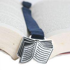 Un separador de libros.