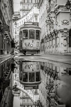 Lisbon, Portugal. Oh, this is so gorgeous, I love it. It's my favorite.