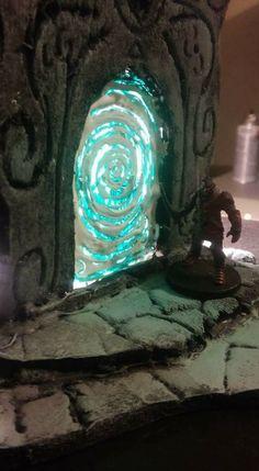Complete Tomb Set / Dungeons and Dragons Gift / Miniature / Dungeon Master / RPG Miniature / Wargame Foam Carving, Hirst Arts, Dungeons And Dragons Miniatures, Warhammer Terrain, Game Terrain, 3d Figures, Wargaming Terrain, D Craft, Game Workshop