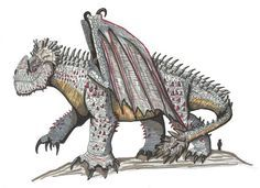 Red death httyd pinterest death dragons and httyd how to train your dragon book of dragons see more hhtyd red death coloring page google search ccuart Gallery