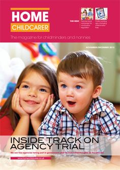 Home Childcarer Issue 8 Front Cover!