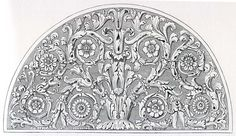 owen+jones-1856-the+grammar+of+ornament-fragment+of+white+marble,mattei+palace,+rome.jpg (1600×926)