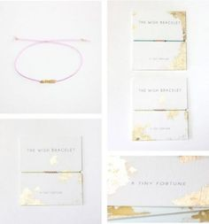 Loooove this girl's jewelry packaging. And she's from PHX! - Loooove this girl's jewelry packaging. And she's from PHX! Bracelet Packaging, Jewelry Packaging, Brand Packaging, Jewelry Branding, Packaging Design, Branding Design, Packaging Ideas, Foil Packaging, Pretty Packaging