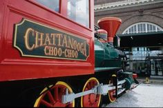 The Chattanooga Choo has several rooms which can be used as meeting space…