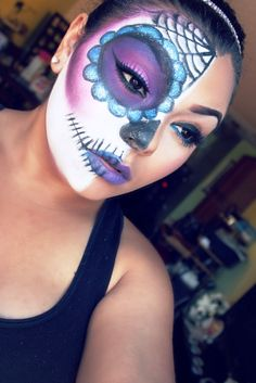 Sugar Skull Makeup Tumblr