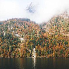 Fall at King's Lake Shot by @davidnkollmann by germanroamers