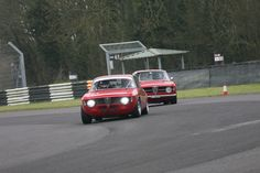Alfaholics 14Th Spring Track Day - Castle Combe 11Th April 2015