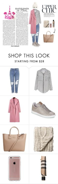 """""""Celebrate Our 10th Polyversary! - #4"""" by little-vogue ❤ liked on Polyvore featuring Topshop, Victoria, MANGO, Bloomingville, Speck, Burberry, Kate Spade, polyversary and contestentry"""