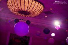 Hidden Mickey paper lanterns at Disney's Grand Floridian Unique Weddings, Real Weddings, Disney Weddings, Wedding Blog, Our Wedding, Wedding Ideas, Happily Ever After Disney, 11th Wedding Anniversary, Grand Floridian Disney