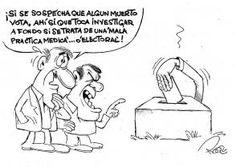 Chismes de moda | Caricatura de Roque