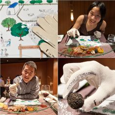Aronia de Takazawa - Truffle Hunt