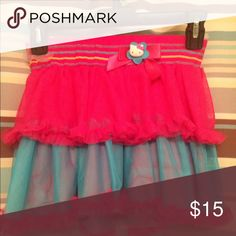 Hello kitty skirt size 6x Hello kitty skirt size 6x brand new pink and blue Bottoms Skirts