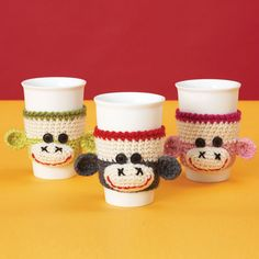 Patons Cup Cozy in color
