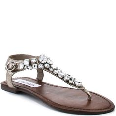 Steve Madden Shoes | Steve Madden Women's Groom – Rhinestone | Women's Shoes