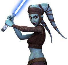 Aayla Secura(The Clone Wars) Star Wars Clone Wars, Star Wars Art, Star Wars Girls, The Old Republic, Jedi Knight, Love Stars, Star Wars Characters, Poses, Vogue