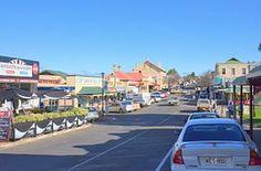 Shekina Cafe in Kingscote, SA