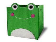 Kurbağa Keçe Kutu FUNDY