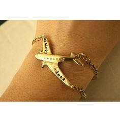 Gold Wanderlust Bracelet