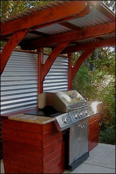 Would you want this for an outdoor kitchen?