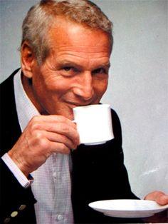 A CUP OF TEA - Paul Newman