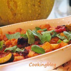 Cooking: Ratatouille