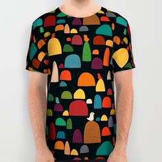 The zen garden All Over Print Shirt