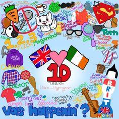 one direction cartoon | Ten Amazing One Direction Cartoons