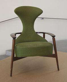 Bengt Ruda; 'Cavelli' Chair for IKEA, 1950s.