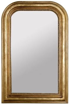 Worlds Away Waverly Gold Mirror Traditional Wall Mirrors, Entrance Ways, Iron Decor, Hand Carved, Carving, Mirror Mirror, Deco Wall, Art Deco, Foyer