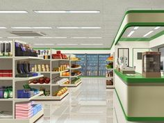 So many convenience and grocery stores can be found near homes and work places…