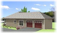 Craftsman Style House Plan - 4 Beds 2 Baths 1612 Sq/Ft Plan #44-179