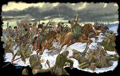 Kossack charge