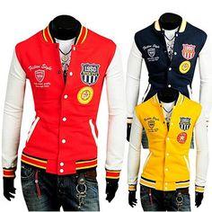 New Trendy Men Fashion Varsity Sport Sweat Jacket | Sneak Outfitters