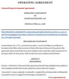 Legal Contract Template | Free Contract Templates - legal ...