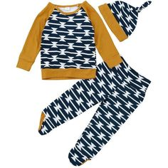 20a57a2b43 Geometry Print Clothing Set