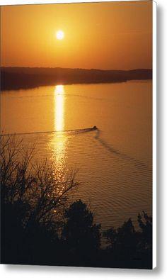 """Follow Me Home"" - Lake Geneva Wisconsin Canvas Print / Canvas Art By Bruce Thompson  #GenevaImages"
