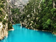 Gorges du Verdon – the Most Impressive European Canyon, France