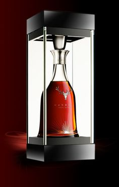 The Dalmore 50 year old - Candela. Retails at £7,999. #whisky #dalmore #scotch #investment
