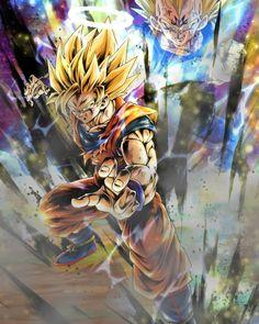Dragon Ball Z, Dragon Ball Image, Goku Vs, Dbz Vegeta, Dbz Characters, Anime Life, Anime Shows, Digimon, Concept Art
