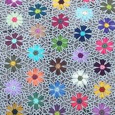 Crochet Flowers  https://www.facebook.com/AttysLoveForCrochet