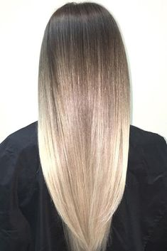 Here are 60 blonde ombre hair styles for a fun new look! If you want to change your look without sacrificing style, ombre hair is a great choice! Best Ombre Hair, Blond Ombre, Brown Ombre Hair, Brunette To Blonde, Ombre Hair Color, Blonde Hair, Ombre Style, Ombre Hair For Blondes, Blonde Color