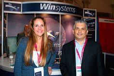 Win Systems está presentando novedades de su producto WIGOS en Juegos Miami