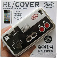NES Controller iPhone Case, $10 up up down down left right left right a b a b select start!