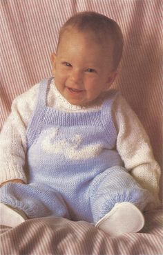 Knitting pattern Babies and toddlers 15 Swansdown.. £2.00, via Etsy.