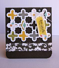 Nicole Nowosad: Jillibean Soup - note of thanks card