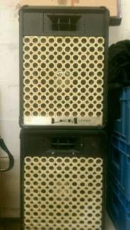 PA Boxen LEM 80 Watt Retro in Nordrhein-Westfalen - Werl | Musikinstrumente und Zubehör gebraucht kaufen | eBay Kleinanzeigen