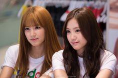 APink Chorong and NaEun