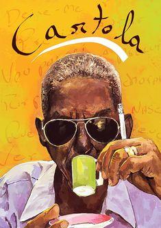 #cartola #samba #Illustration
